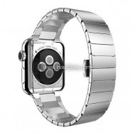 Premium Link Style Stainless Steel Band for Apple Watch Series 1 & 2