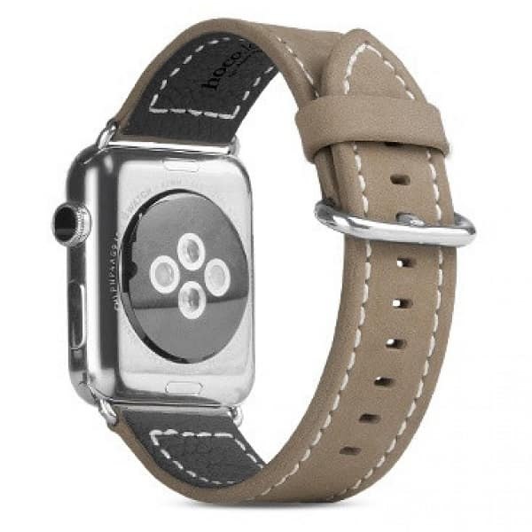Premium Luxury Style Leather Band for Apple Watch Series 1 & 2