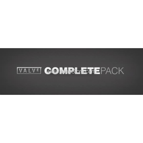 Valve Complete Pack CD-Key (Asia)