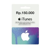 Voucher Apple iTunes Gift Card IGC (IDR 150K)