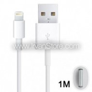Apple OEM Lightning USB Cable - White
