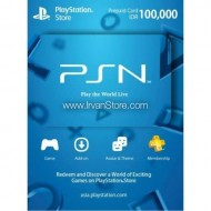 Voucher PSN PlayStation Network Card  (ID) 100.000 IDR