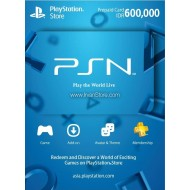 Voucher PSN PlayStation Network Card  (ID) 600.000 IDR