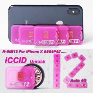 R-SIM 12 : Activation & Unlock for iPhone X/8+/8/7+/7/6s+/ 6s/6+/6/ 5s/5c/5/4s