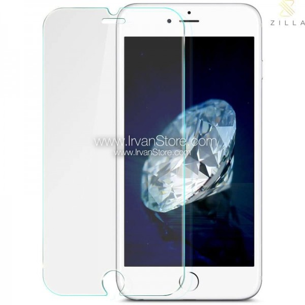 2.5D Tempered Glass Curved Edge 9H 0.26mm for iPhone 7