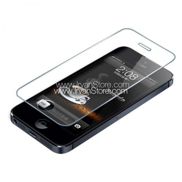 2.5D Tempered Glass Curved Edge 9H 0.2mm for iPhone 5/5s/5c/SE